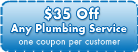 Plumbing Coupon $35 Off