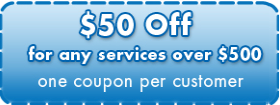 Plumbing Coupon $50 Off