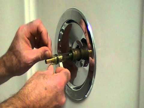Understanding Push Pull Single Handle Shower Faucets Efficient Plumbing
